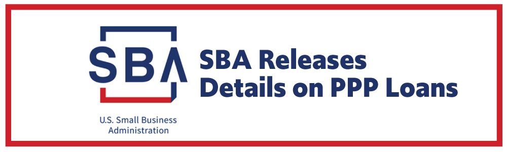 SBA PPP loan announcement